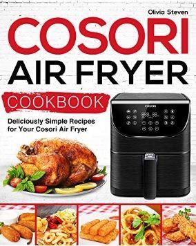 Air fryer cosori
