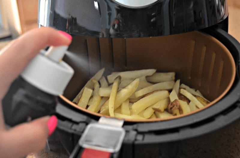 freidoras sin aceite saludables