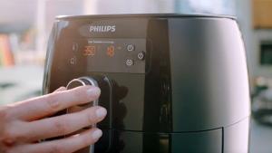 Tiempo y temperatura freidora sin aceite